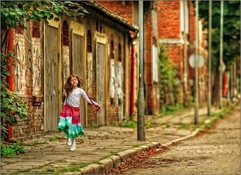Old street by fotouczniak