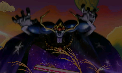 Terrifying evil! by kingdragon01