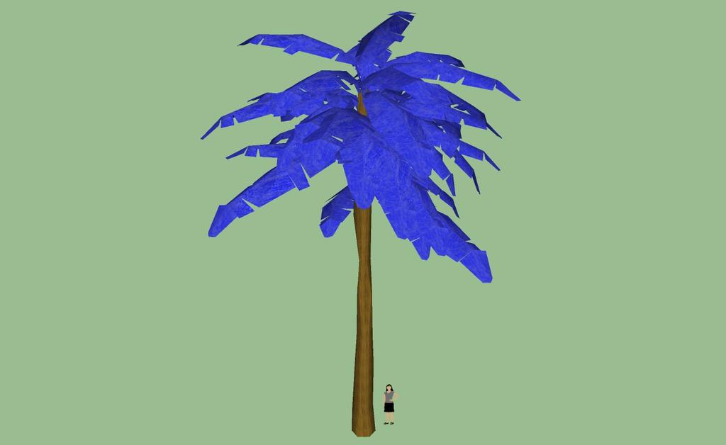 Ursa minan palm tree two by kingdragon01