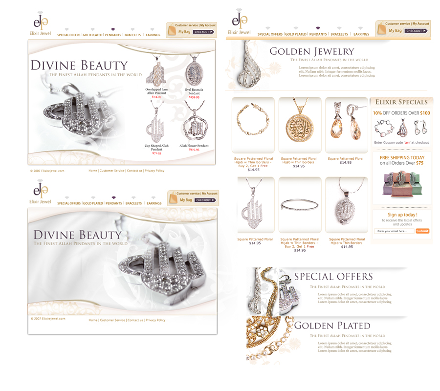 webdesign by tariqdesign