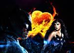 Batman x Wonder Woman - Wonderbat II