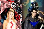 Harleywing/Dylan O'Brien x Margot Robbie