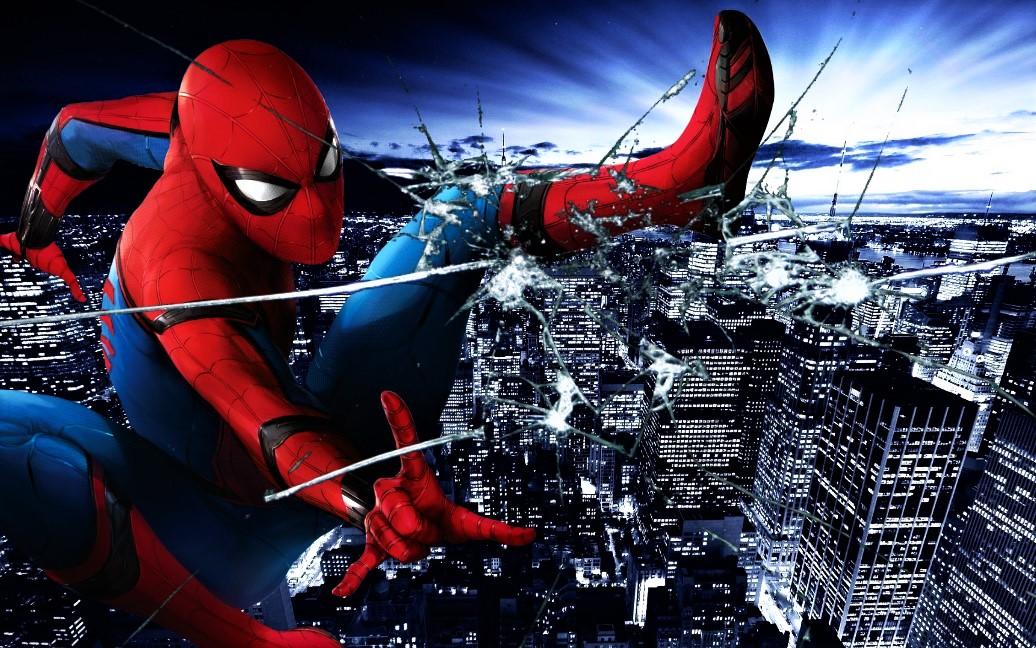 Spider-Man by TristanHartup