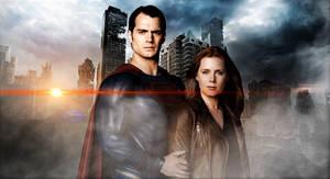 Superman and Lois Lane