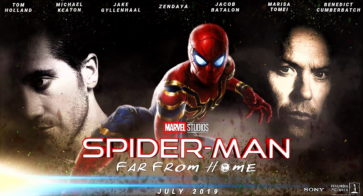 Movie Poster 2019: Far From Home By TristanHartup On DeviantArt