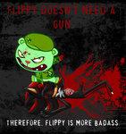 Fliqpy's BADASS!!! by evilfliqpy