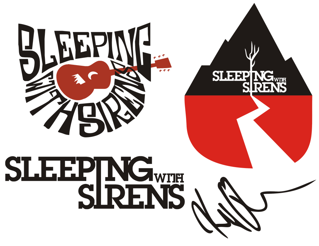 Sleeping With Sirens by Fachrezy on DeviantArt