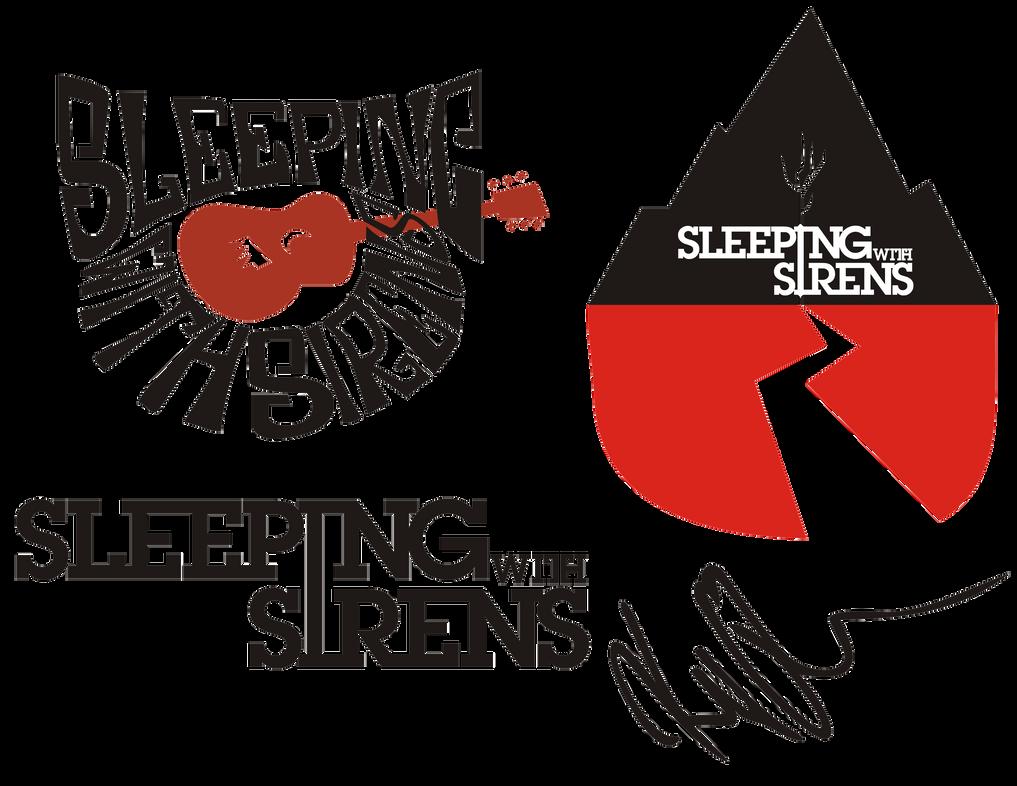 Sleeping With Sirens Logo Sleeping with sirens by
