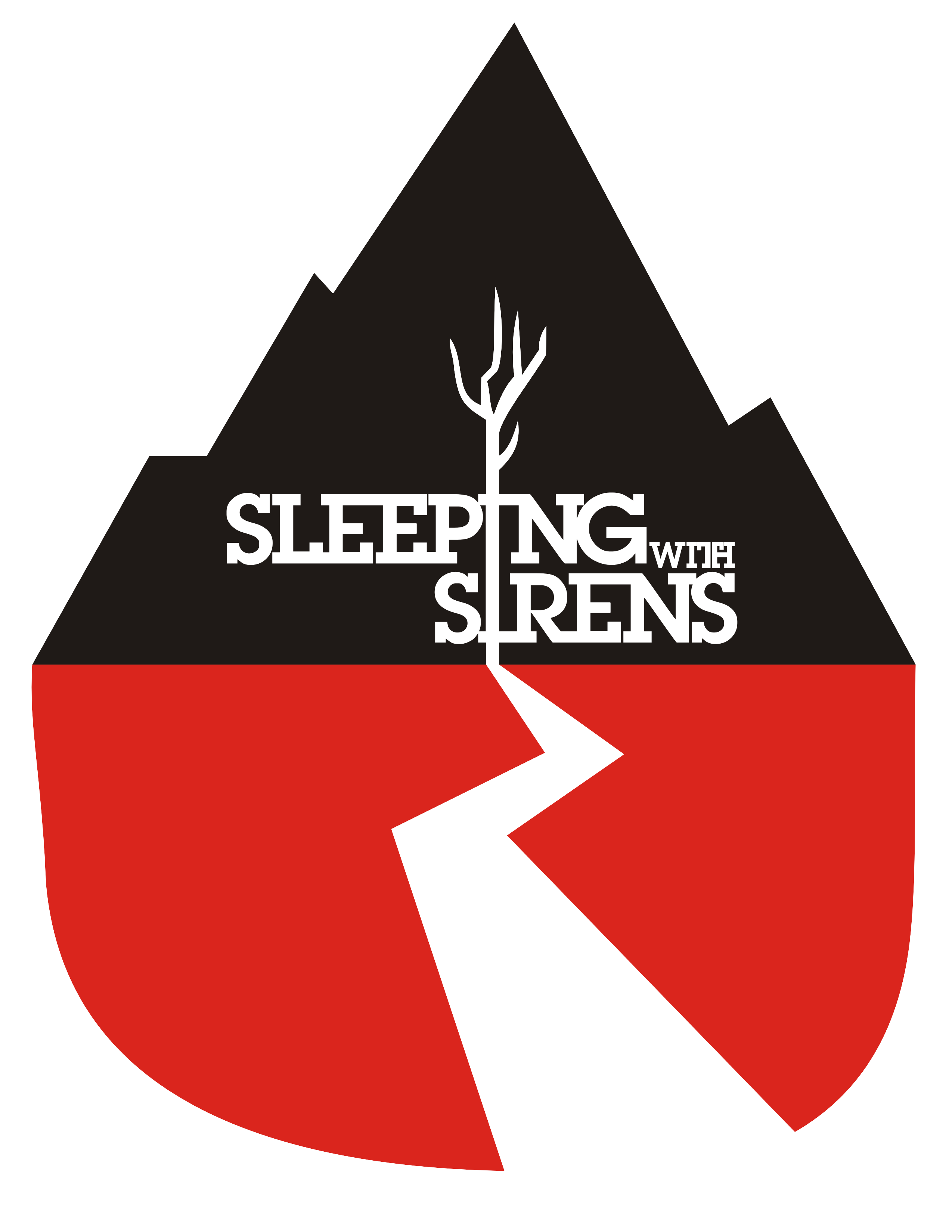 Sleeping With Sirens [ Album Cover ] by Fachrezy on DeviantArt