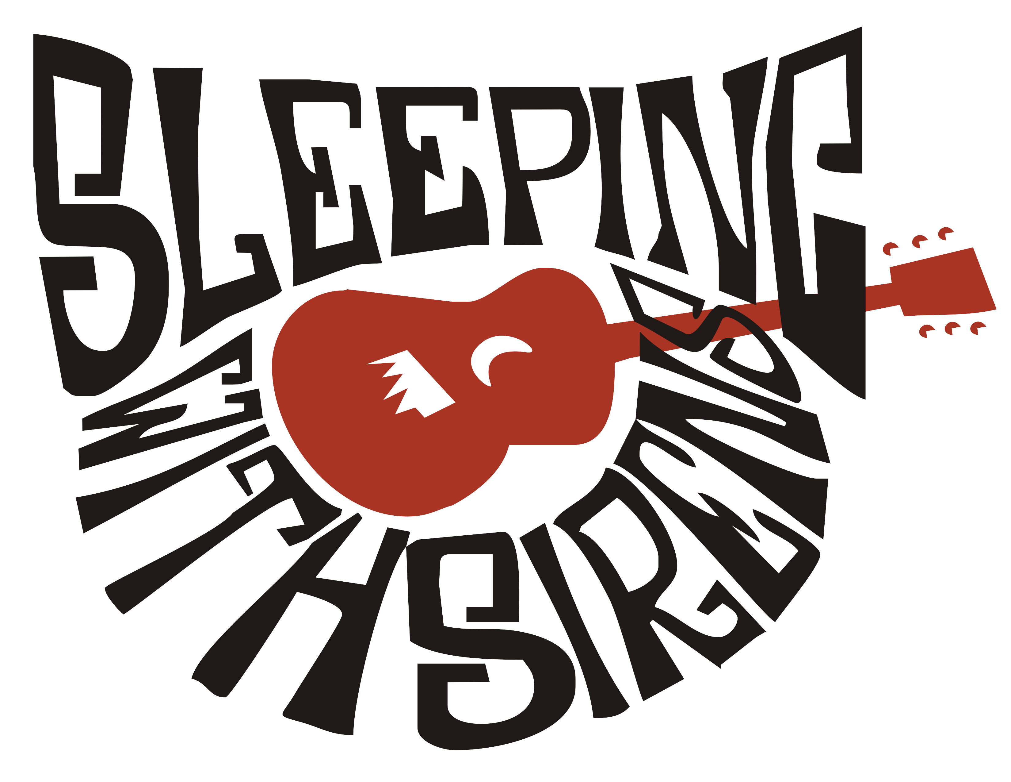 sleeping with sirens tshirts design by fachrezy on