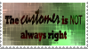 Customer Honesty Stamp by DraconSage