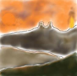 A dream by MariaRosariaC