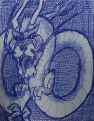 Dragon kung fu...