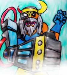 HammerHand el pirata