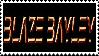 Blaze Bayley stamp by Neo-Flame