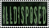 Illdisposed stamp by Neo-Flame