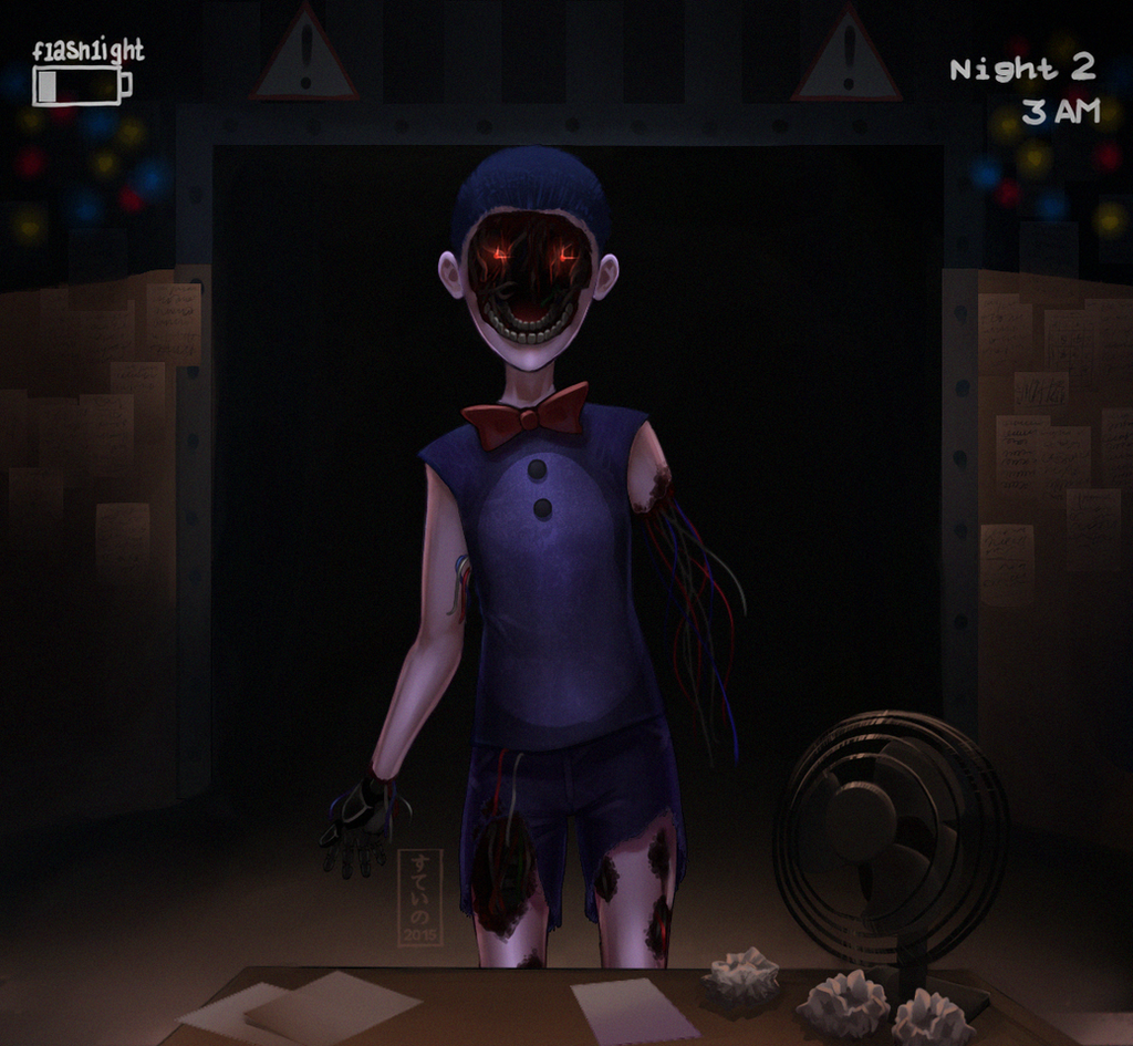 Bonnie five nights at freddy's by USGDead-Girl on DeviantArt