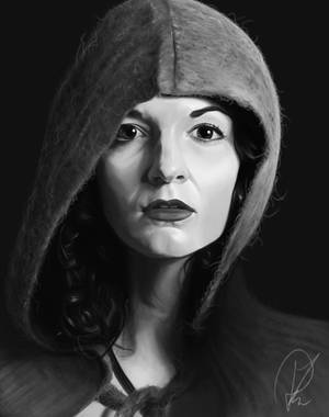 Milena by PaulDarkdraft