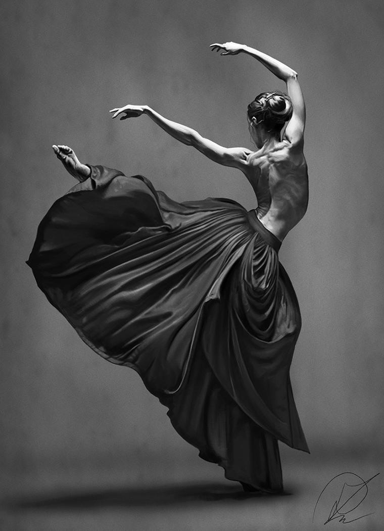 Dance by PaulDarkdraft