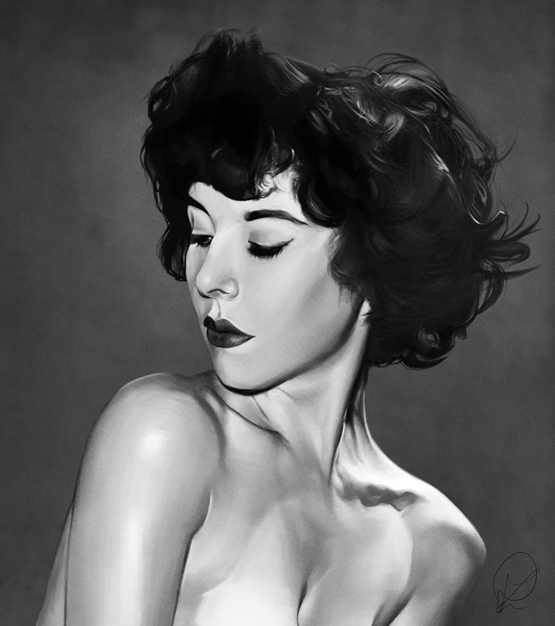 portrait by PaulDarkdraft
