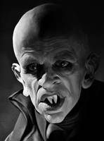 nosferatu by PaulDarkdraft