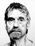 JeremyIrons by PaulDarkdraft