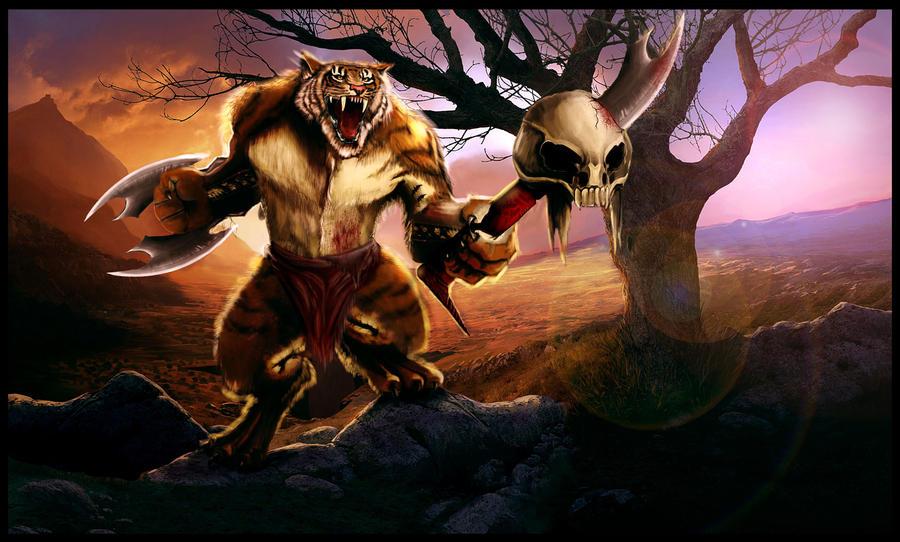 tigers vs warriors - 900×542