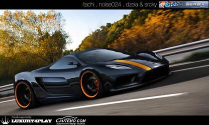 McLaren F1 '12