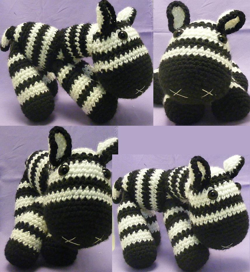 Zebra amigurumi by crowchet on deviantart zebra amigurumi by crowchet dt1010fo