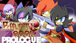 Empty book: Prologue -Comic dub- by ultimatewino