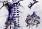 TARDIS Sketches 1
