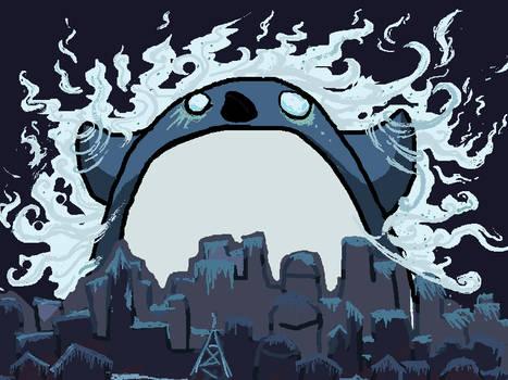 [MS Paint Invasion] Penguin