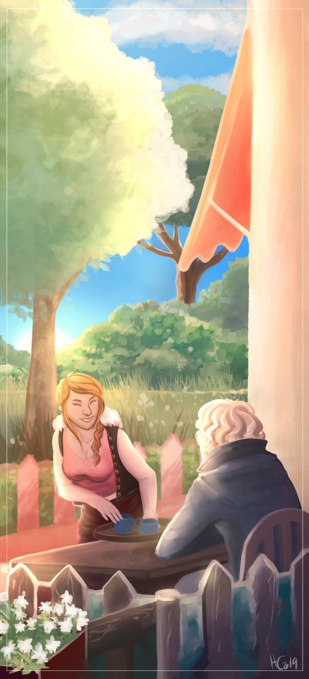 Illustration by IceStarDragonHC