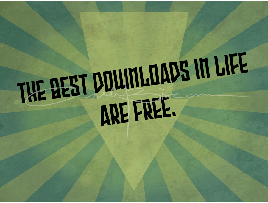 poster - starburst quote best downloads by iAmAneleBiscarra