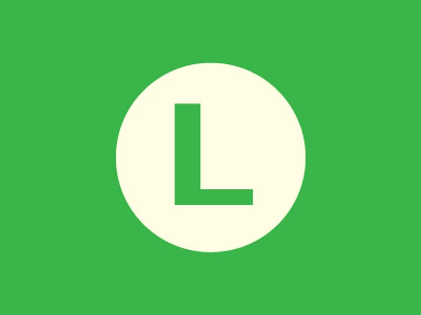 Image Gallery Luigi Logo