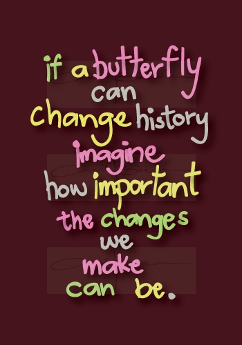 quote - butterfly by iAmAneleBiscarra