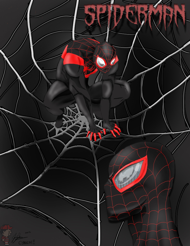 Ultimate Spider Man Mo...
