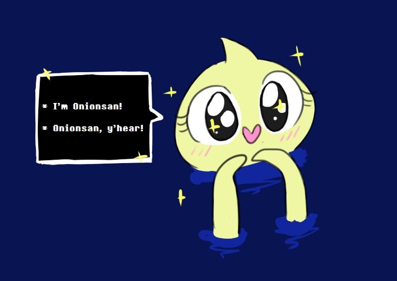 Oim Onionsan, Onionsan y'hear? by Guusagi