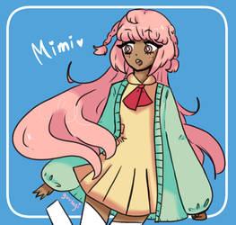 Mimi Human doodle