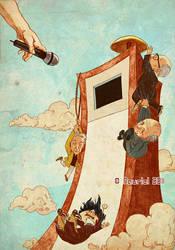 Le grand jeu de l'absurde by ladynauriel