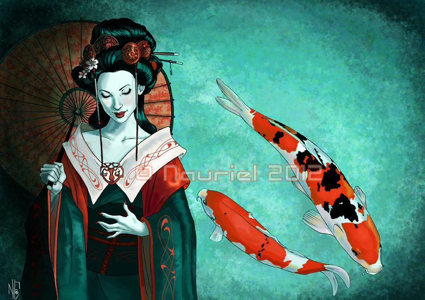Carpes by ladynauriel