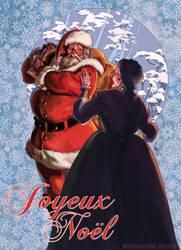Merry Christmas by ladynauriel