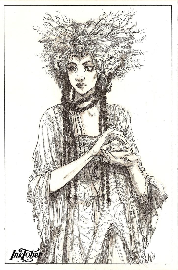 03-poison by ladynauriel