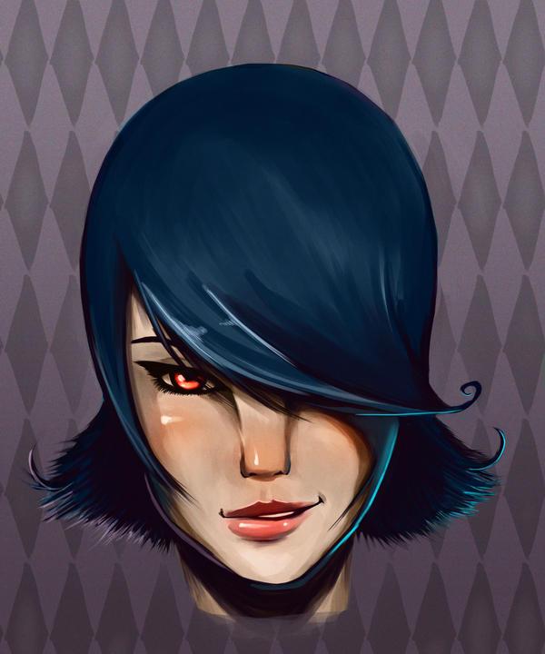 Red Eye by Santi90