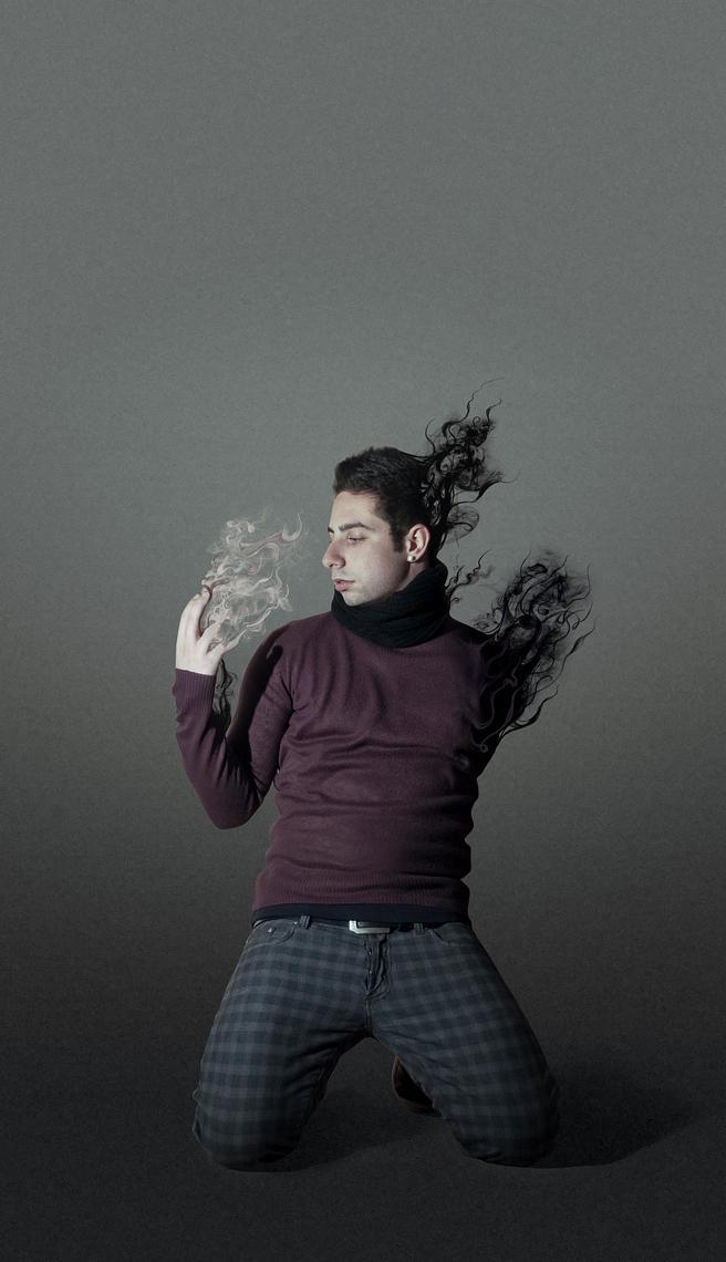 Smoking Me by Santi90