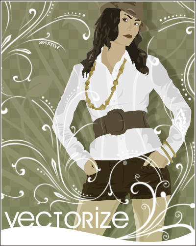 Vectorize by Santi90