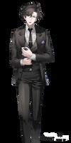 Mystic Messenger #2 - Jumin Han Render