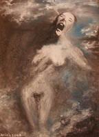 The scream by janina