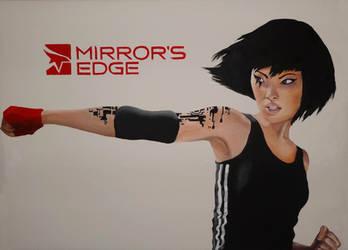 Mirrors edge by janina