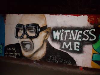 Witness me by janina